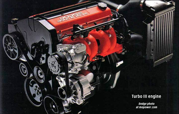 Mopar turbos of the 1980s