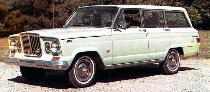 1963 wagoneer