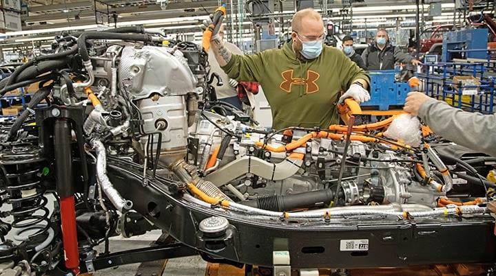 GME 2-liter turbo Wrangler built in Toledo