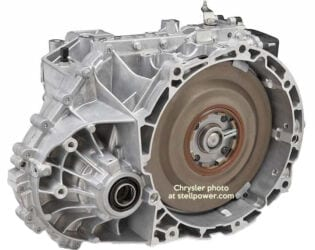 What happened to Mopar's heavy-duty dual-clutch transmissions?
