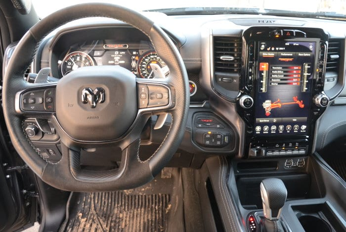 TRX Steering Wheel