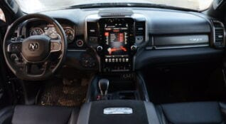 Ram TRX Review Series: Class-Crushing, Luxury-Level Interior