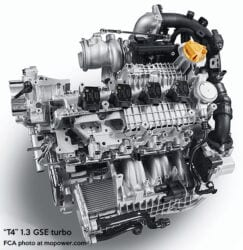 """Inside the """"Firefly"""" or """"T4""""GSE 1.3 turbo engine"""