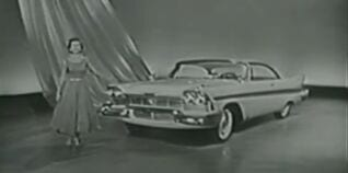 Betty White Introduces the 1958 Plymouth Lineup