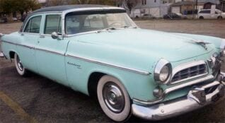 Craigslist find: 1955 Chrysler Windsor