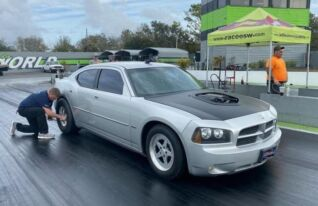 AJ Berge's Dodge Charger: The First in the 7s