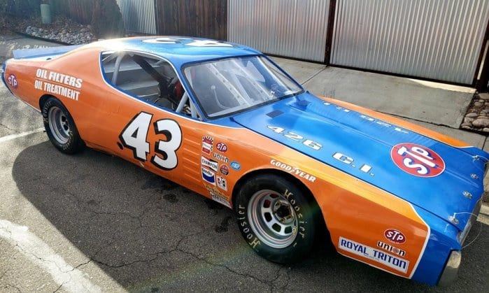 1972 Dodge Charger Richard Petty Tribute