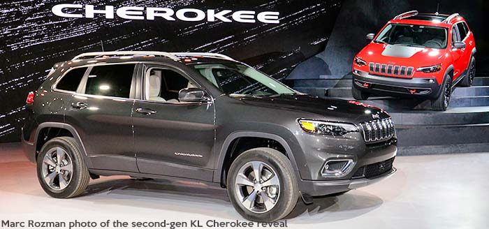 2019-2021 Jeep Cherokee