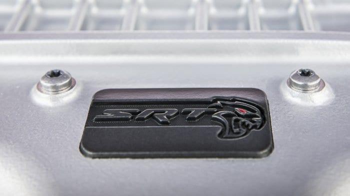 SRT Hellcat Redeye Badge