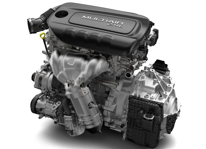 2.4-liter MultiAir Tigershark Engine