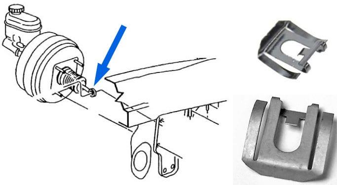 Ram recall - brake clip