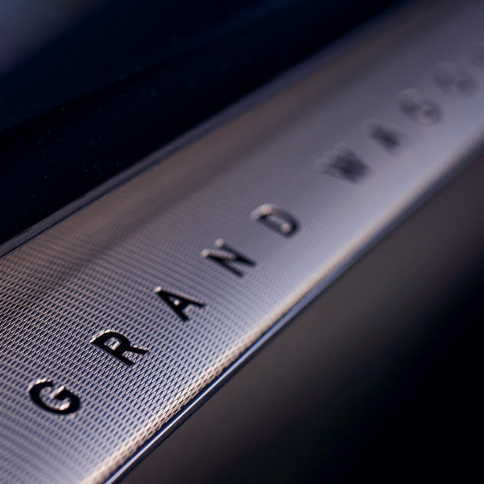 Grand Wagoneer Preproduction