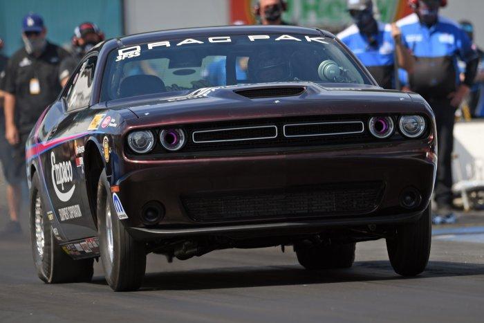 Mark Pawuk Dodge Challenger