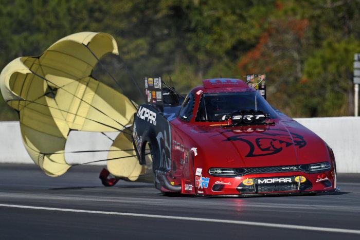 Matt Hagan Dodge Charger SRT Hellcat Redeye Funny Car