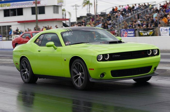 Dodge Challenger Shaker