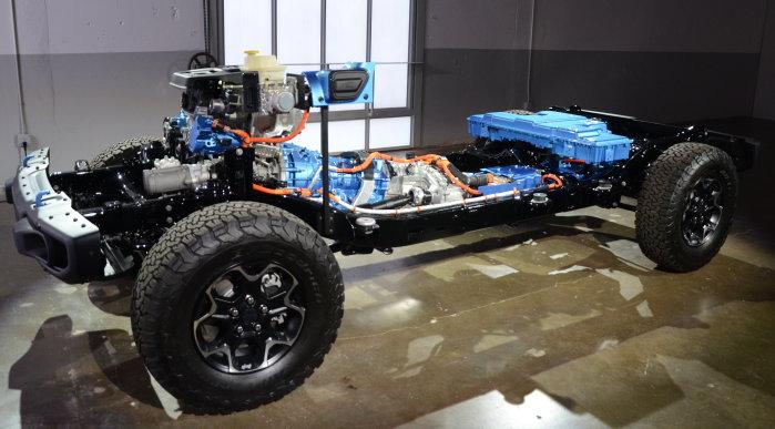 Jeep Wrangler Rubicon 4xe
