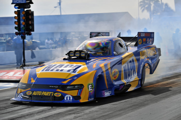 Ron Capps Dodge Charger Funny Car