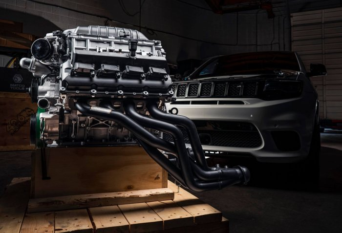Hellephant Jeep Grand Cherokee Trackhawk