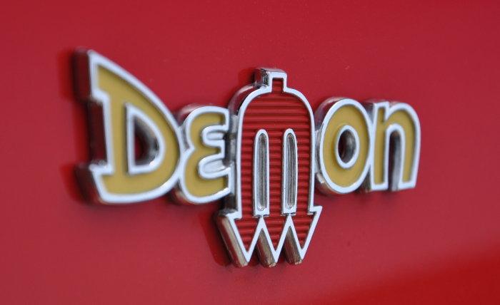 Demon Badge