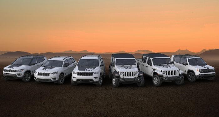 2021 Jeep Freedom Edition Lineup