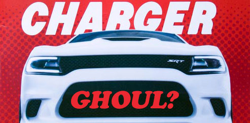 Dodge Charger Ghoul Hellcat
