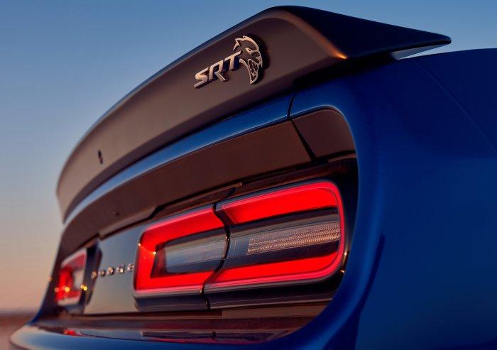2021 Dodge Challenger SRT Hellcat Widebody