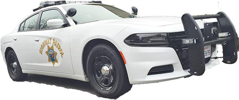 2021 Dodge Charger pursuit police car