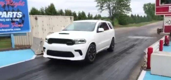 Satera Dodge Durango SRT Hellcat