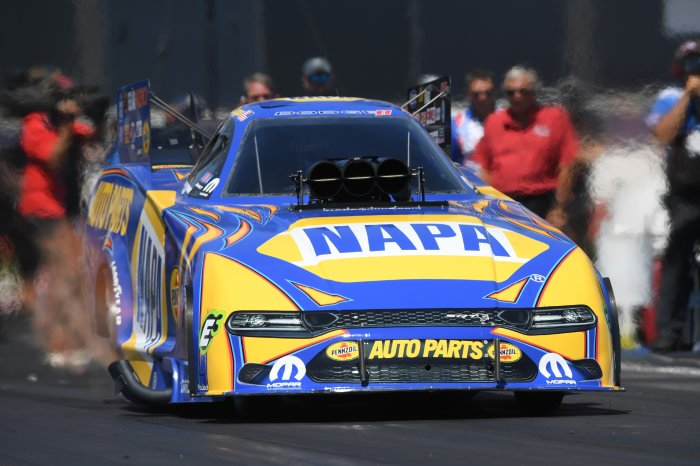 Ron Capps Dodge Charger Hellcat Funny Car