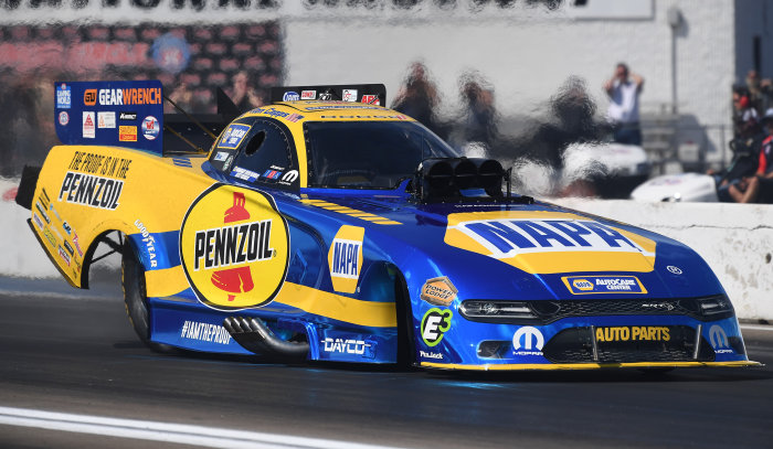 Ron Capps Dodge Charger Hellcat