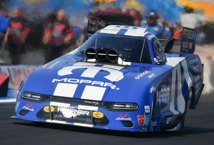 Matt Hagan Dodge Charger Hellcat