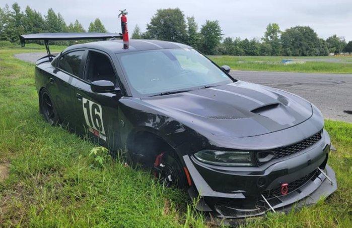 Onur Can Dodge Charger SRT Hellcat