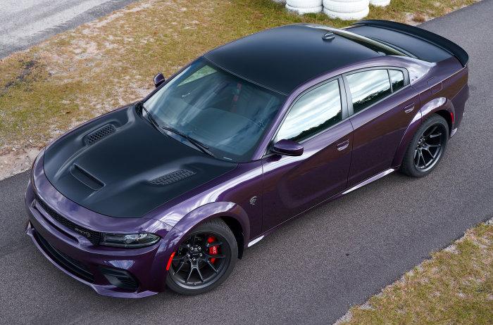 2022 Dodge Charger SRT Hellcat Redeye