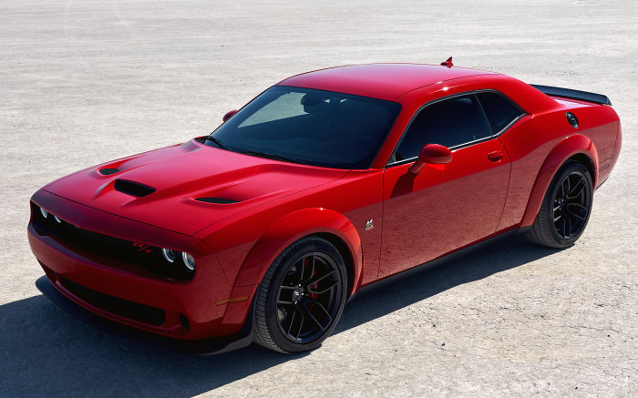 2022 Dodge Challenger R/T Scat Pack Widebody
