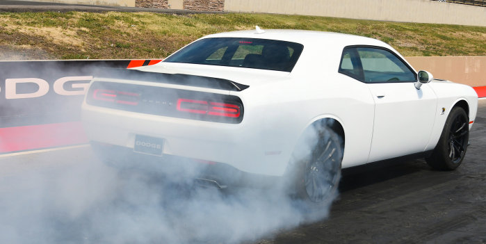 The 2022 Dodge Challenger R/T Scat Pack 1320