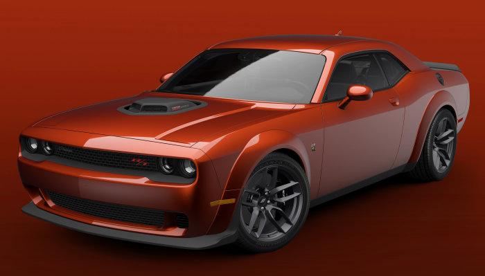 2022 Dodge Challenger R/T Scat Pack Shaker Widebody