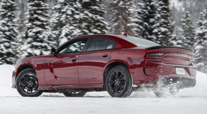2022 Dodge Charger GT AWD