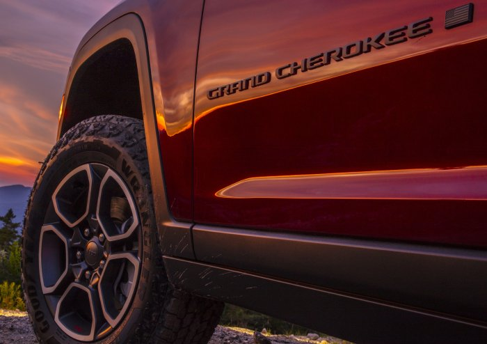 2022 Grand Cherokee