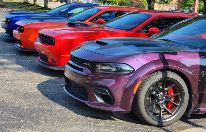 Charger and Challenger
