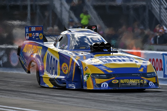 Ron Capps Dodge Charger Hellcat Redeye Funny Car