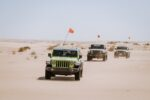 2021 Rebelle Rally: Three 2021 Jeep® Wrangler SUVs finished 1-2-3 in the grueling off-road, navigational rally